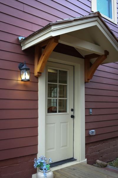 Side door After