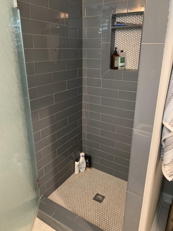 Basement Bath after