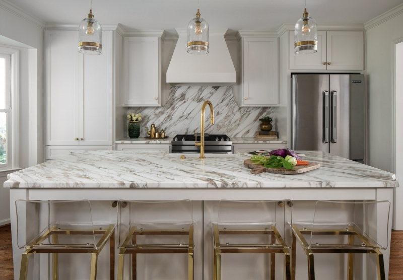 Kitchen remodel Birmingham AL Interiors photographer