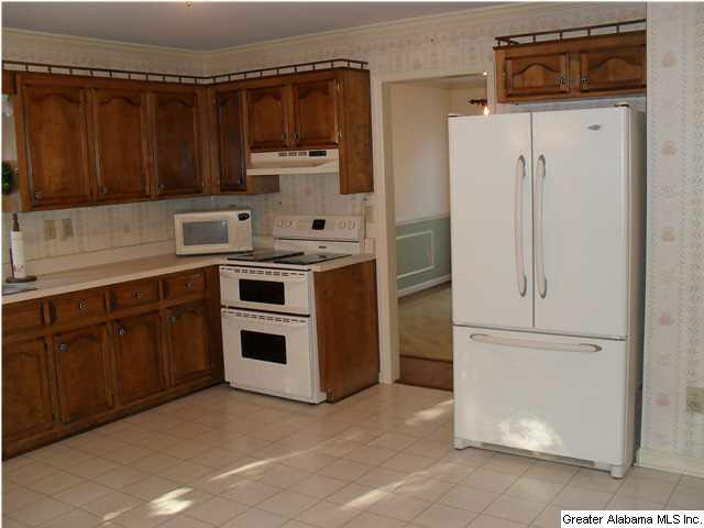Kitchen before fire